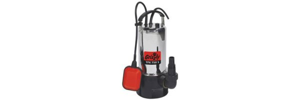 Grizzly Tools TP TPX 750 S