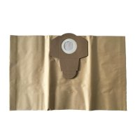 Papierfilterbeutel, 20 l,  braun