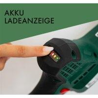 Akku Astsäge AAS 1080 mit 10,8 V 2,0 Ah Akku, inkl. 10 Sägeblätter
