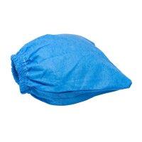 Trockenfilter / Textilfilterbeutel, blau